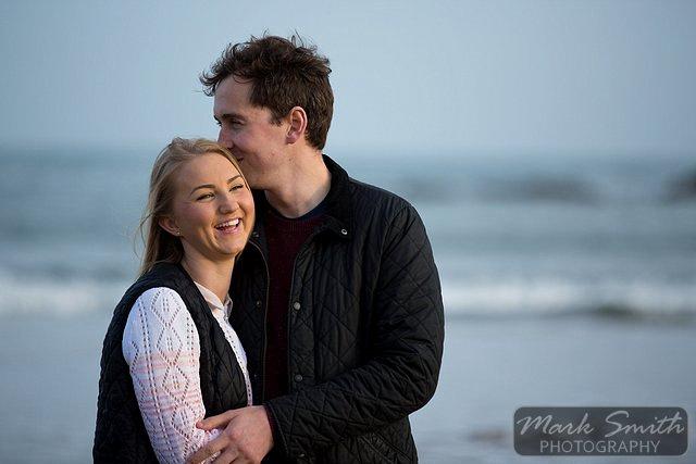 Devon Pre Wedding Photography - Alex and Tom @ Bigbury (14)