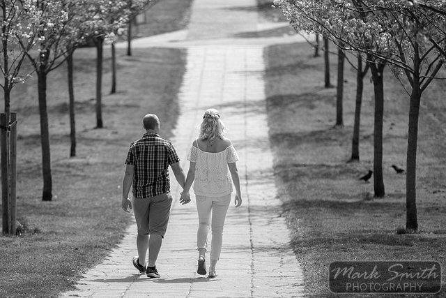 Devon Pre Wedding Photography - Pauline and David (1)