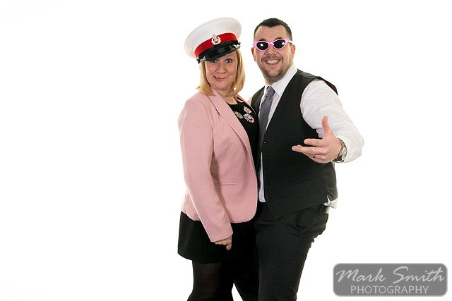 Plymouth Photo Booth - Gayle and Phil (3)