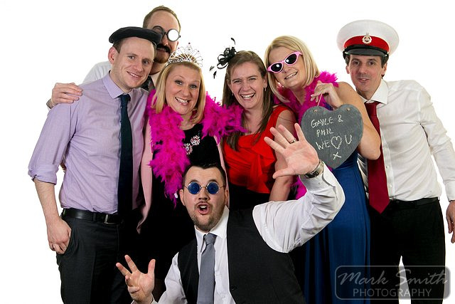 Plymouth Photo Booth - Gayle and Phil (6)