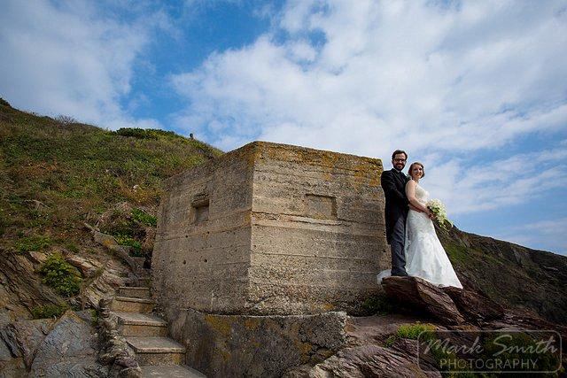 Whitsand Bay Hotel Wedding Photography (16)