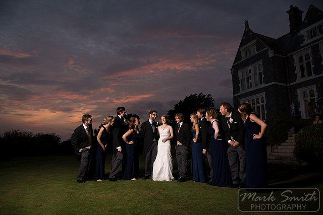 Whitsand Bay Hotel Wedding Photography (32)