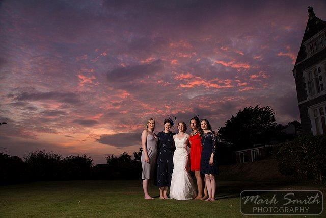 Whitsand Bay Hotel Wedding Photography (35)