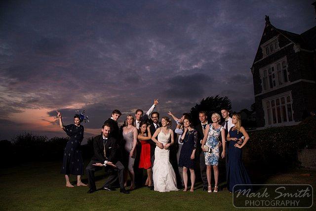 Whitsand Bay Hotel Wedding Photography (39)