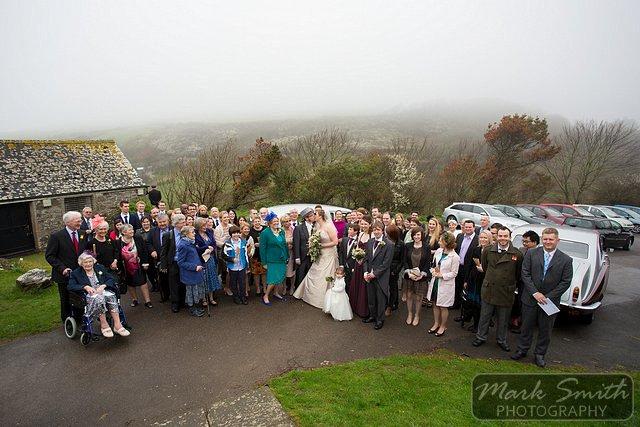 Devon Wedding Photography Langdon Court Hotel (7)