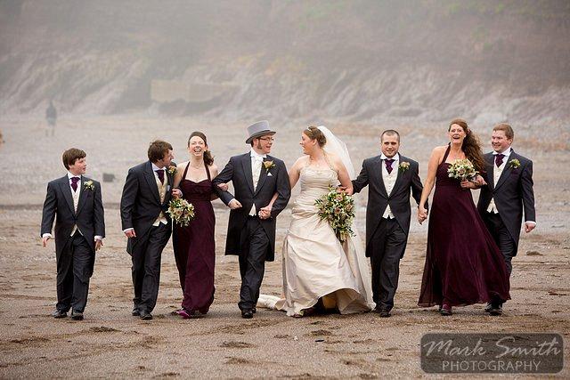 Devon Wedding Photography Langdon Court Hotel (11)