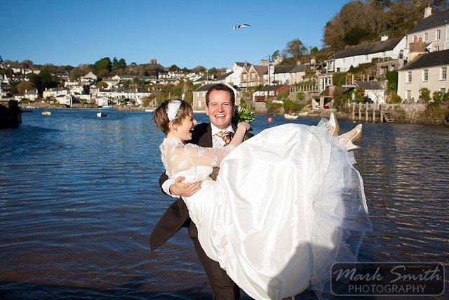 Devon Wedding Photography Noss Mayo (19)