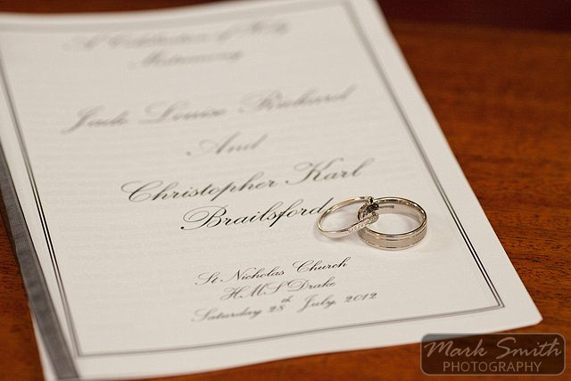 Plymouth Wedding Photography - New Continental Hotel (6)