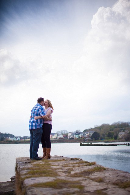 Plymouth Pre Wedding Photography Andy and Sarah (15)