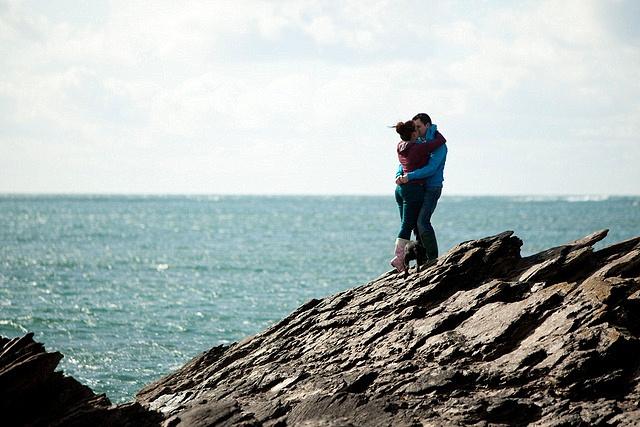 Wembury Pre Wedding Photos by Plymouth Wedding Photographer Mark Smith (7)