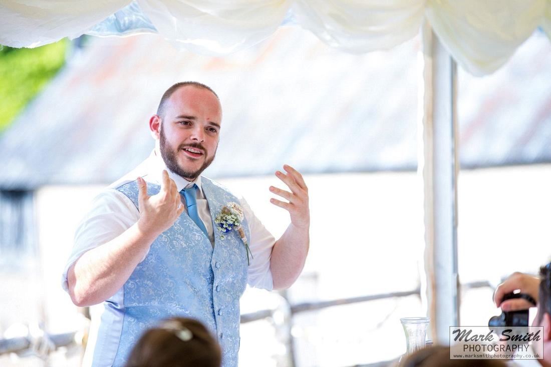 Devon Wedding Photography - Danni and Rob by Mark Smith