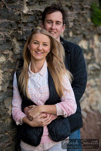 Devon Pre Wedding Photography - Alex and Tom @ Bigbury (32)