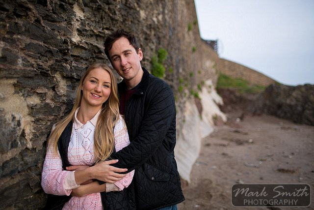 Devon Pre Wedding Photography - Alex and Tom @ Bigbury (33)