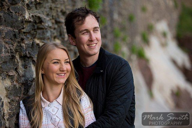 Devon Pre Wedding Photography - Alex and Tom @ Bigbury (35)