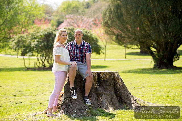 Devon Pre Wedding Photography - Pauline and David (3)