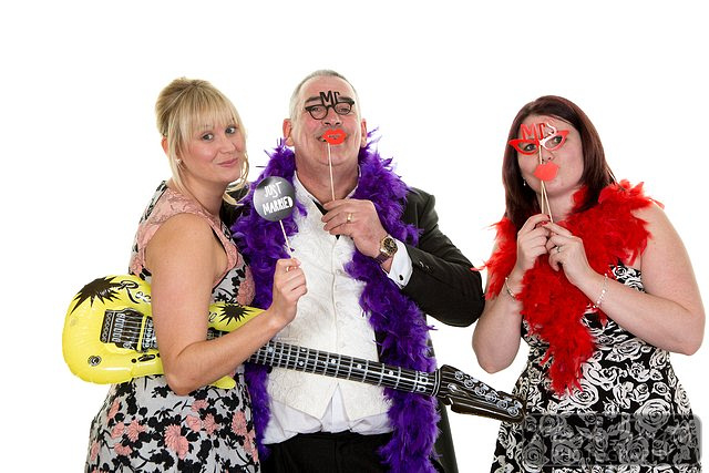 Devon Wedding Photo Booth - Kitley House (29)
