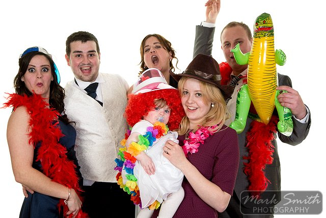 Devon Wedding Photo Booth - Kitley House (52)