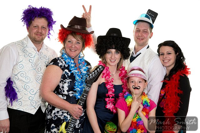 Devon Wedding Photo Booth - Kitley House (72)
