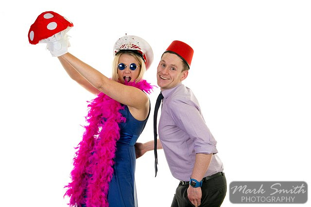 Plymouth Photo Booth - Gayle and Phil (5)