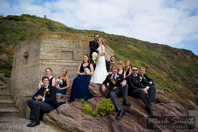 Whitsand Bay Hotel Wedding Photography (18)