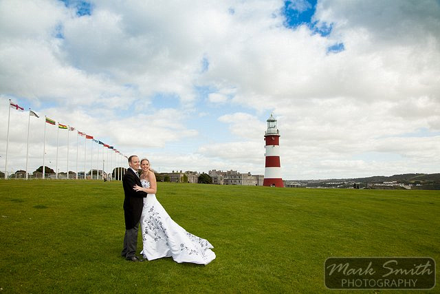Plymouth Hoe Wedding (17)
