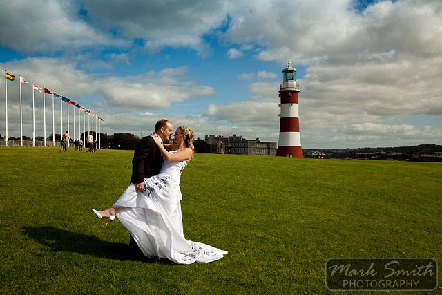 Plymouth Hoe Wedding (19)