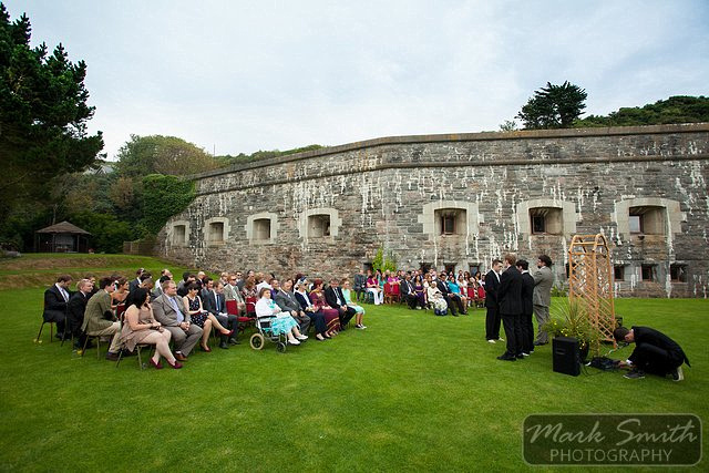 Plymouth Wedding Photography - Polhawn Fort (7)
