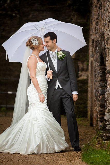 Devon Wedding Photography Berry Pomeroy Castle (38)