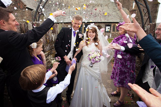 Plymouth Wedding Photography Borringdon Hall (7)