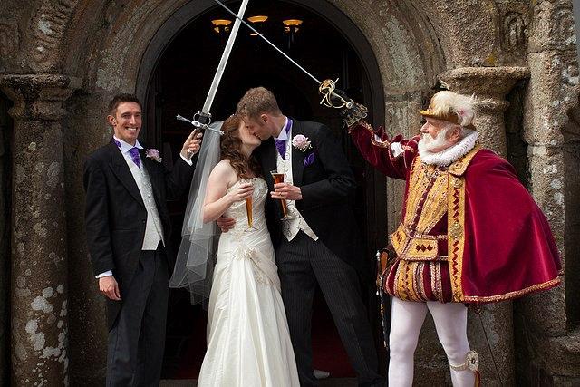 Plymouth Wedding Photography Borringdon Hall (8)