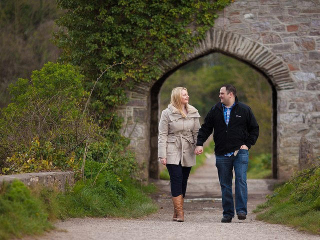 Plymouth Pre Wedding Photography Andy and Sarah (3)