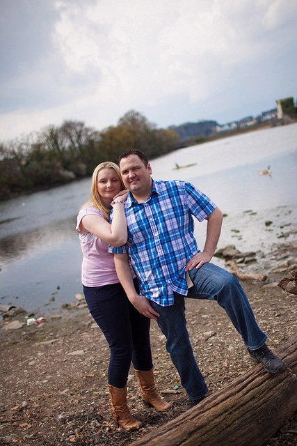 Plymouth Pre Wedding Photography Andy and Sarah (4)