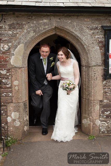 Devon Wedding Photography - Emma and Steve (16)