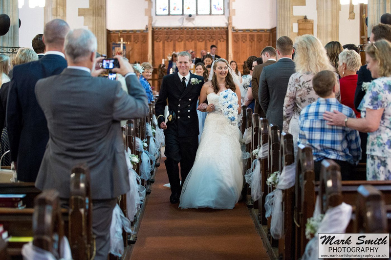 Sarah and Matt's St Mellion Wedding