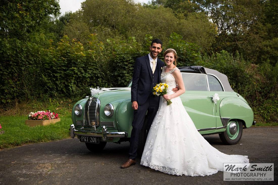 Becki and Mark's Strawberry Fields Wedding
