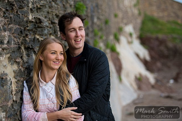 Devon Pre Wedding Photography - Alex and Tom @ Bigbury (36)