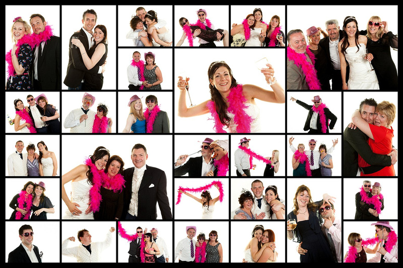 photo booth picture frames uk z