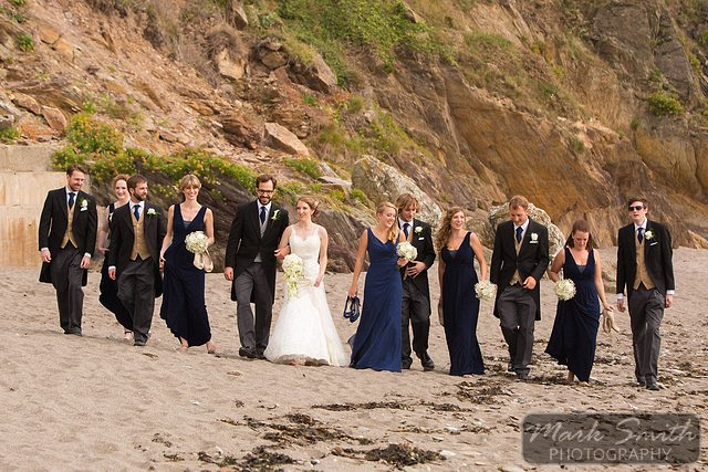 Whitsand Bay Hotel Wedding Photography (13)