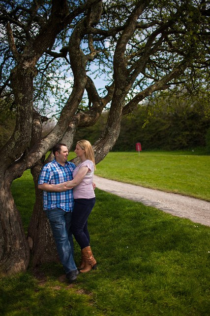 Plymouth Pre Wedding Photography Andy and Sarah (12)