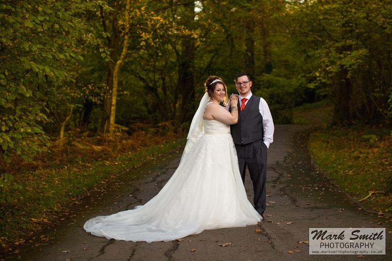 Woodbury Park Wedding